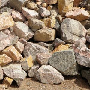 Granite Rip Rap