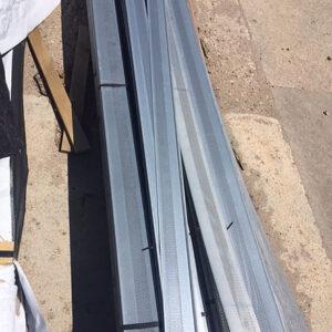 Perforated Edging