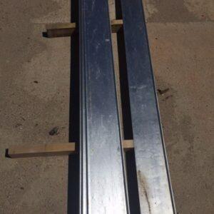 Rolltop 6″ tall 10′ long 14 Gauge