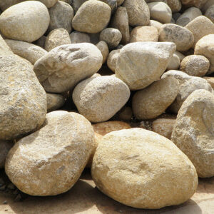 White River Boulders 1-3 Foot