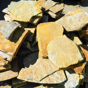 Gold Quartzite Steps/Slabs