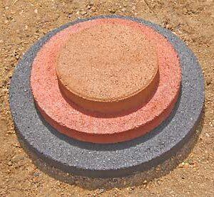 Patio Round Paver
